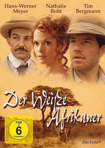 Poster of Der weiße Afrikaner