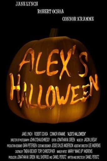 Poster of Alex's Halloween