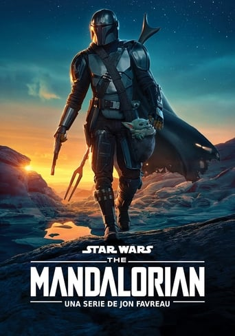 Poster of The Mandalorian