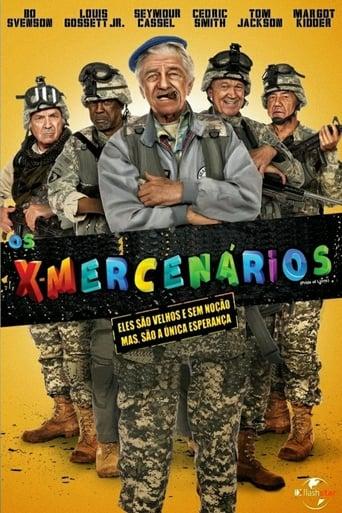 Os X-Mercenários - Poster