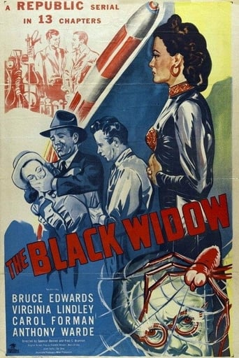Poster of The Black Widow