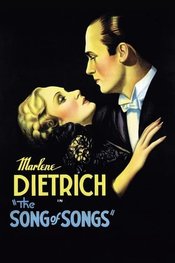 Poster of The Song of Songs