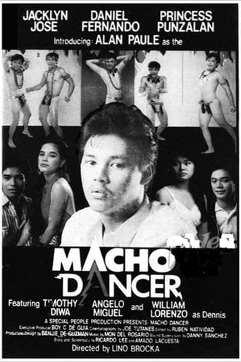 Watch Macho Dancer Online Free Putlocker