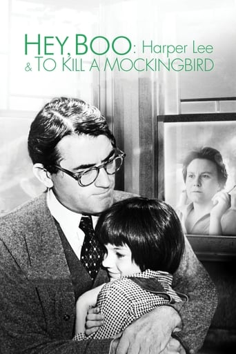 Poster of Hey, Boo: Harper Lee & To Kill a Mockingbird