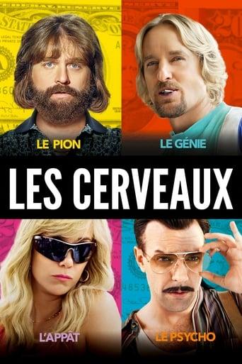 Poster of Les Cerveaux