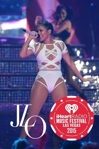 Poster of Jennifer Lopez - iHeartRadio Music Festival