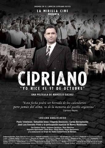 Poster of Cipriano, yo hice el 17 de octubre