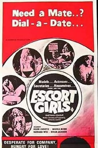 Poster of Escort Girls