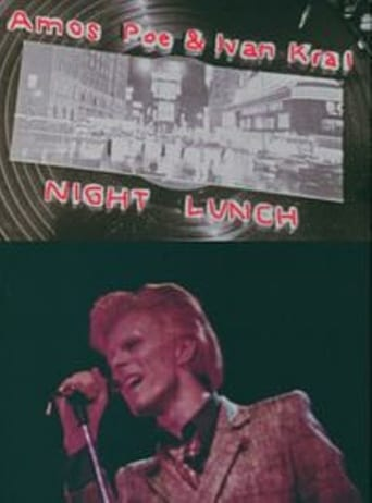 Night Lunch Movie Poster