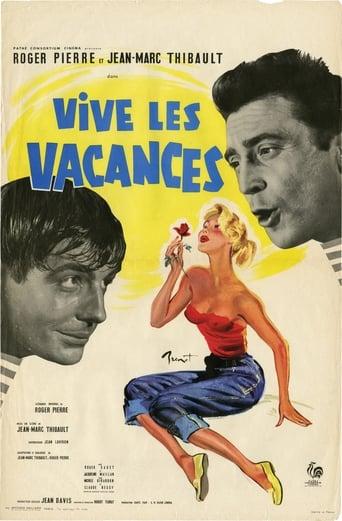 Vive les vacances Movie Poster