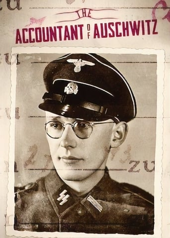 Poster of The Accountant of Auschwitz