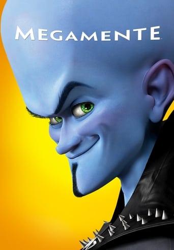Megamente - Poster