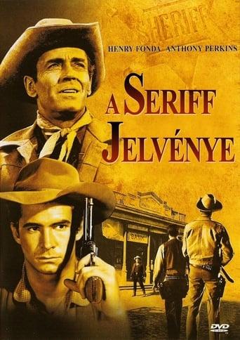Poster of A seriff jelvénye (Bádogcsillag)