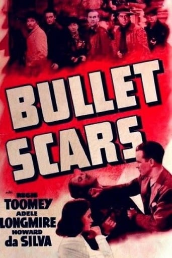 Poster of Bullet Scars