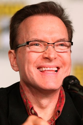 Billy West alias Fry / Professor Farnsworth / Zoidberg / Zapp Brannigan