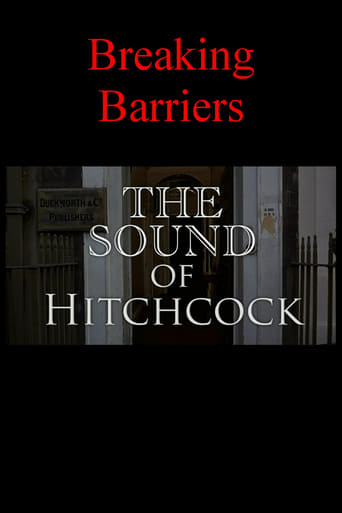 Poster of Breaking Barriers: The Sound of Hitchcock
