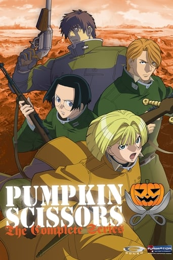Poster of Pumpkin Scissors