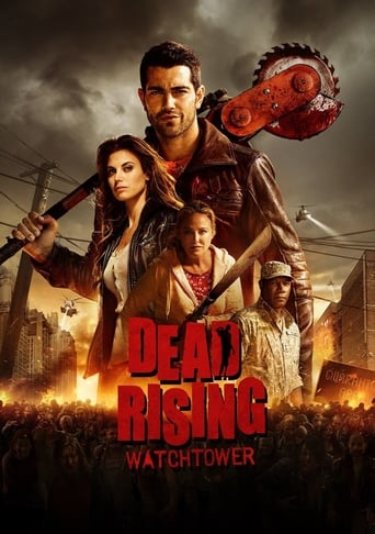 Poster of Dead Rising: Watchtower