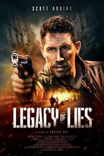 Legacy of Lies - Poster