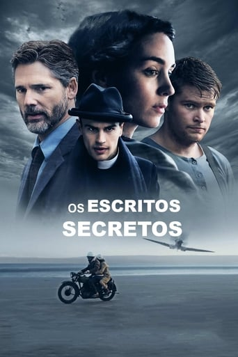 poster Os Escritos Secretos Torrent (2018) Dual Áudio / Dublado BluRay 720p | 1080p – Download