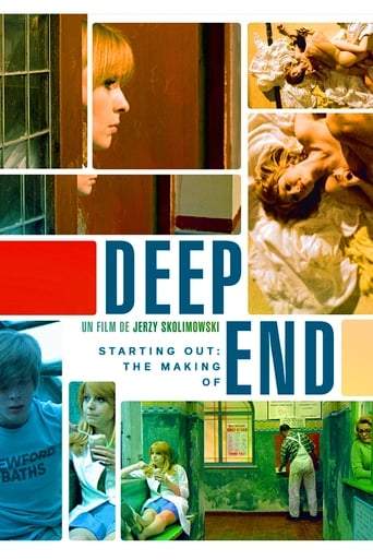 Poster of Starting Out: The Making of Jerzy Skolimowski's Deep End