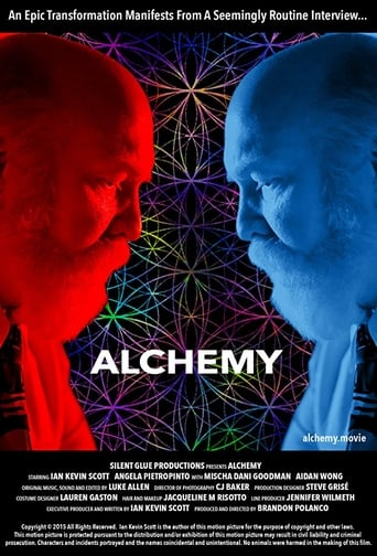 Poster of Alchemy