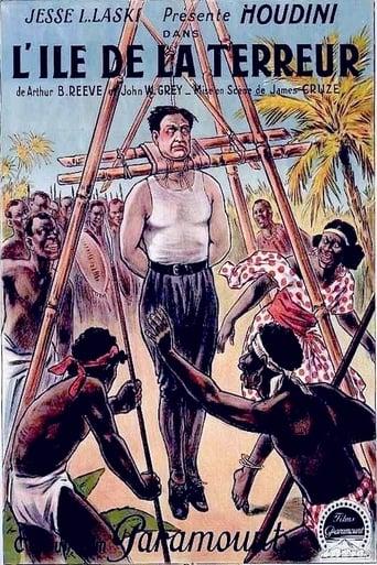 Poster of Terror Island