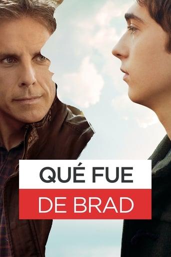 Poster of Qué fue de Brad