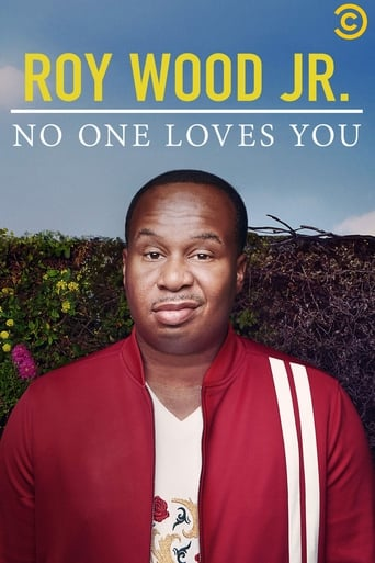 Roy Wood Jr.: No One Loves You Poster