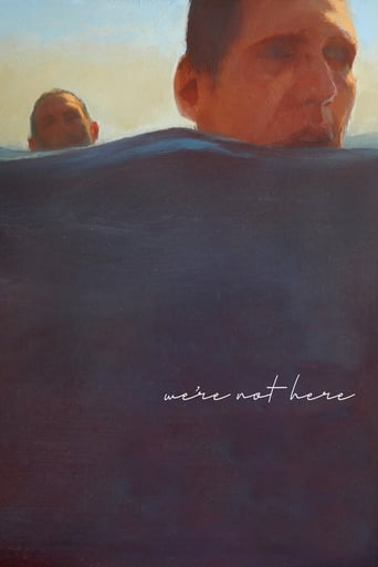 Poster of We're Not Here