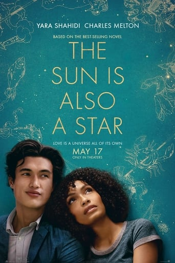 Poster of The Sun is Also a Star