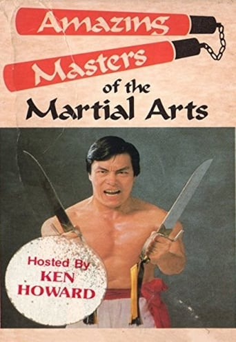 Poster of Amazing Masters Of Martial Arts