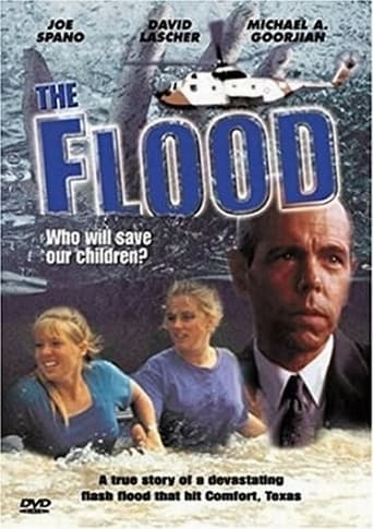 Poster of The Flood: Who Will Save Our Children?
