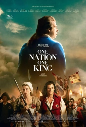 Poster of One Nation, One King