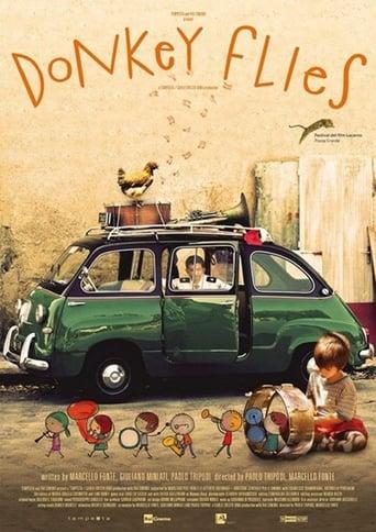 Poster of Donkey Flies fragman