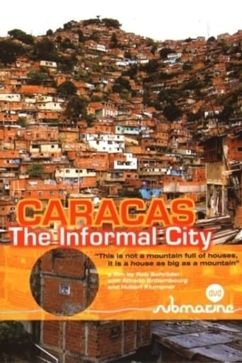 Caracas - The Informal City