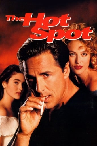 Poster of The Hot Spot