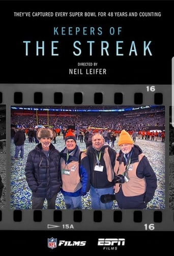 Poster of The Keepers of the Streak