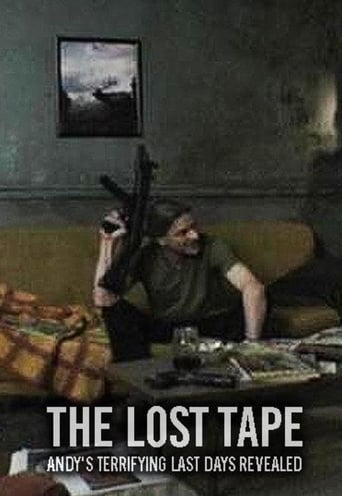 The Lost Tape: Andy's Terrifying Last Days Revealed Movie Poster