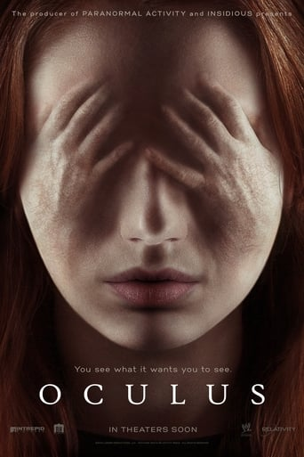 Poster of Oculus