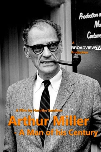 Poster of Arthur Miller: A Man of His Century