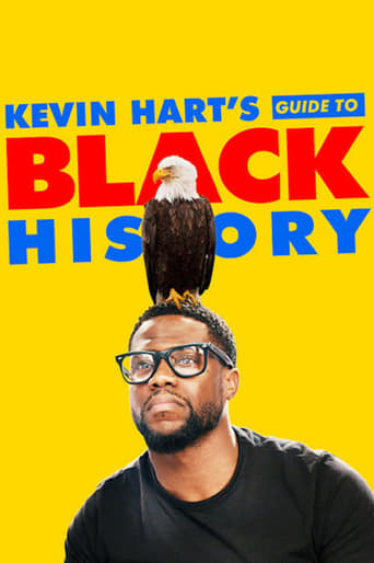 Kevin Hart's Guide to Black History Movie Poster