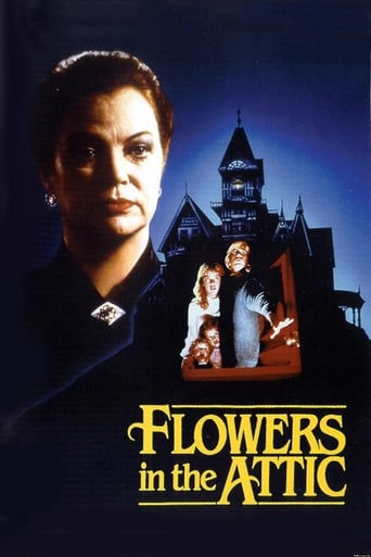 Flowers in the Attic (1987) - poster