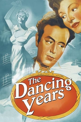 Poster of The Dancing Years