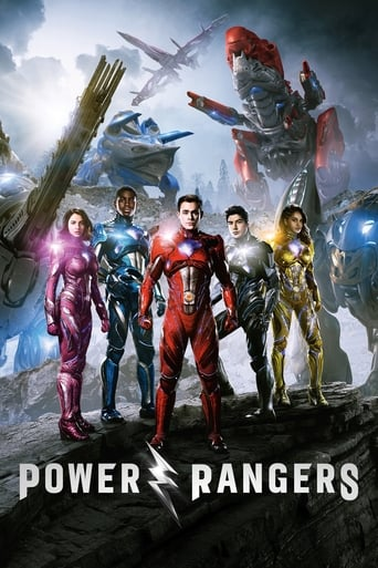 Poster of Power Rangers fragman