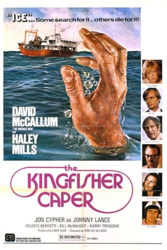 Poster of The Kingfisher Caper