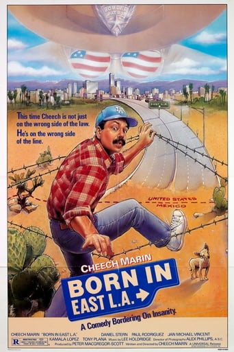 Poster of Born in East L.A.