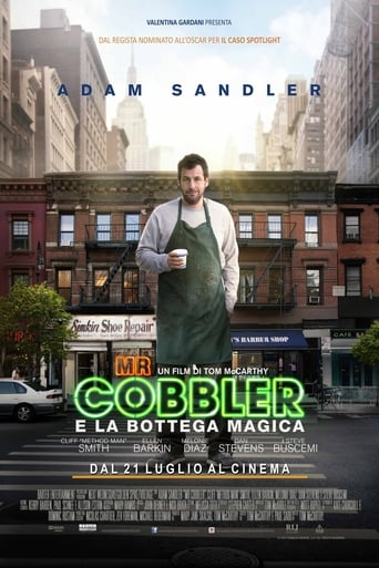 Poster of Mr Cobbler e la bottega magica
