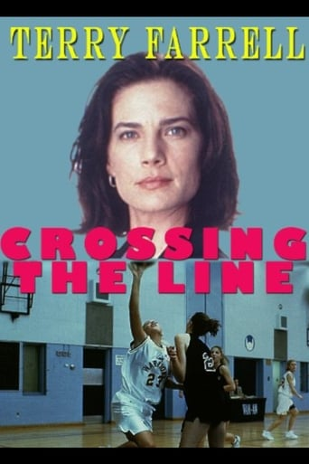Poster of Crossing the Line