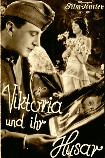 Poster of Victoria and Her Hussar